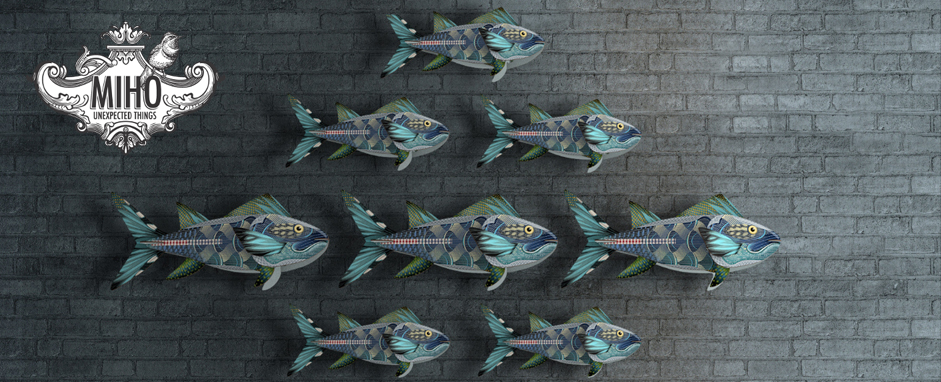 Miguel Decorative Fish